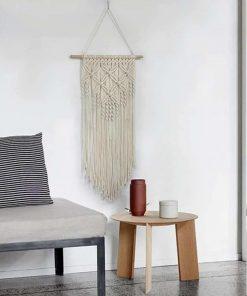Makramee Bohemian Spirit Wandbehang